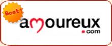 logo du site amoureux.com