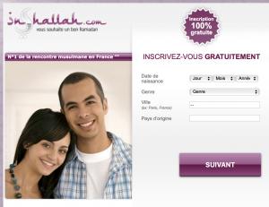Rencontre Musulmane et Mariage Musulman sur francefidele.fr