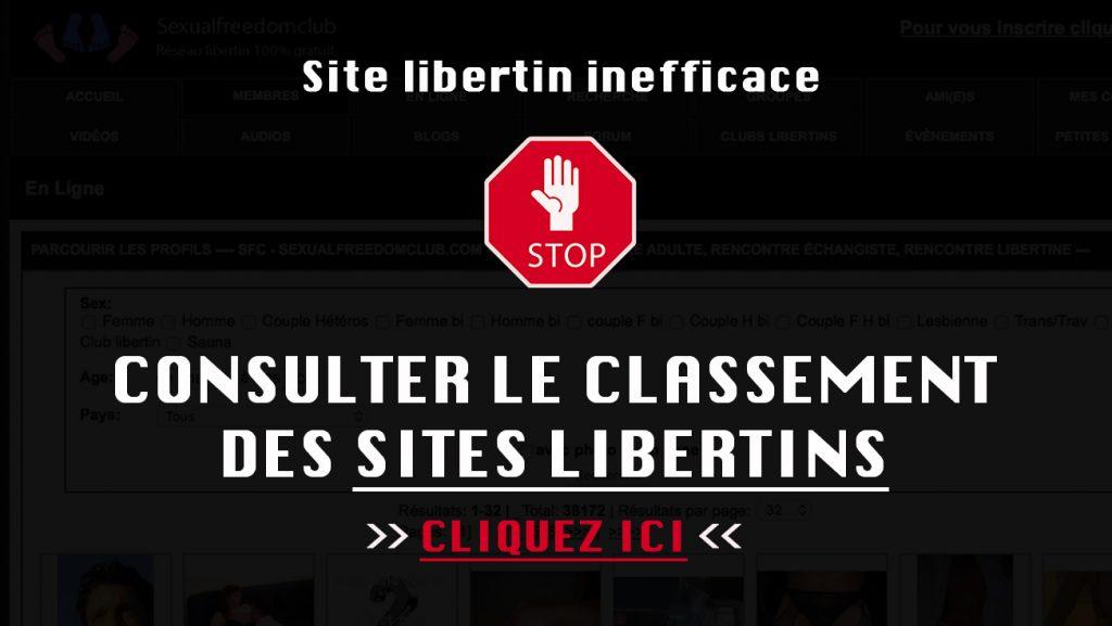 site libertin