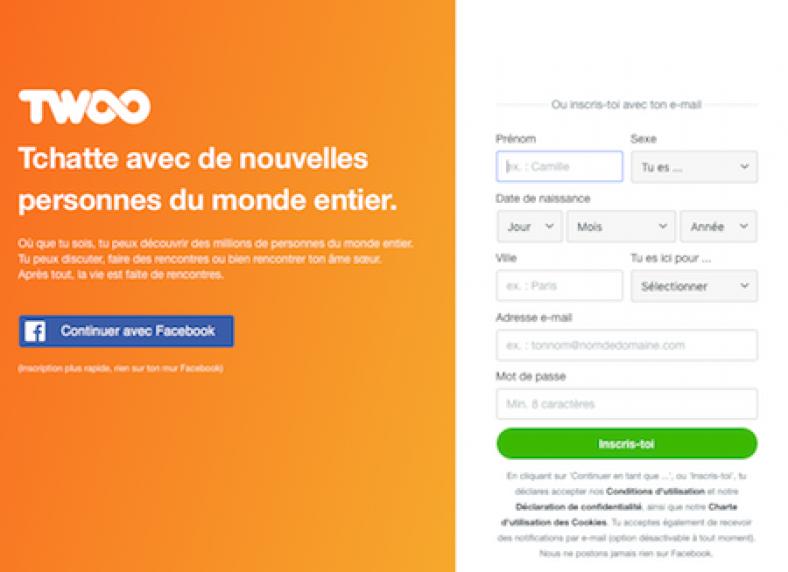 Nous avons testé Twoo.com pendant 1 mois complet ! Notre