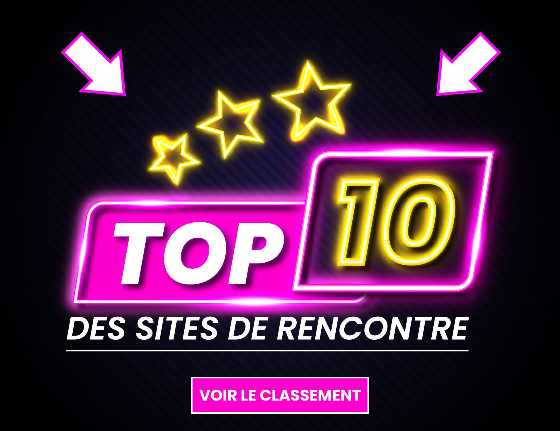 top 10 des sites de rencontre français